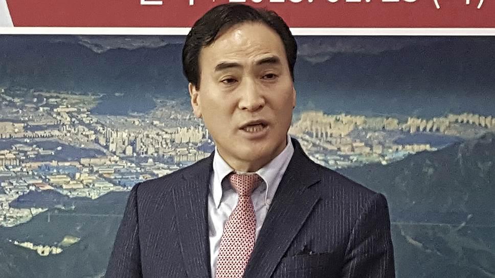 Новый президент Интерпола Ким Чен Ян