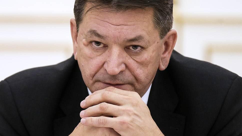 Вице-президент Интерпола генерал-майор полиции Александр Прокопчук