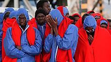 Нелегальные мигранты не доплывают до Испании