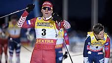 Российские лыжники триумфально вошли в сезон