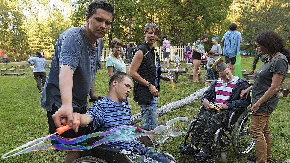 Летний интегративный лагерь Центра лечебной педагогики на Валдае подарил Саше и Яше новых друзей