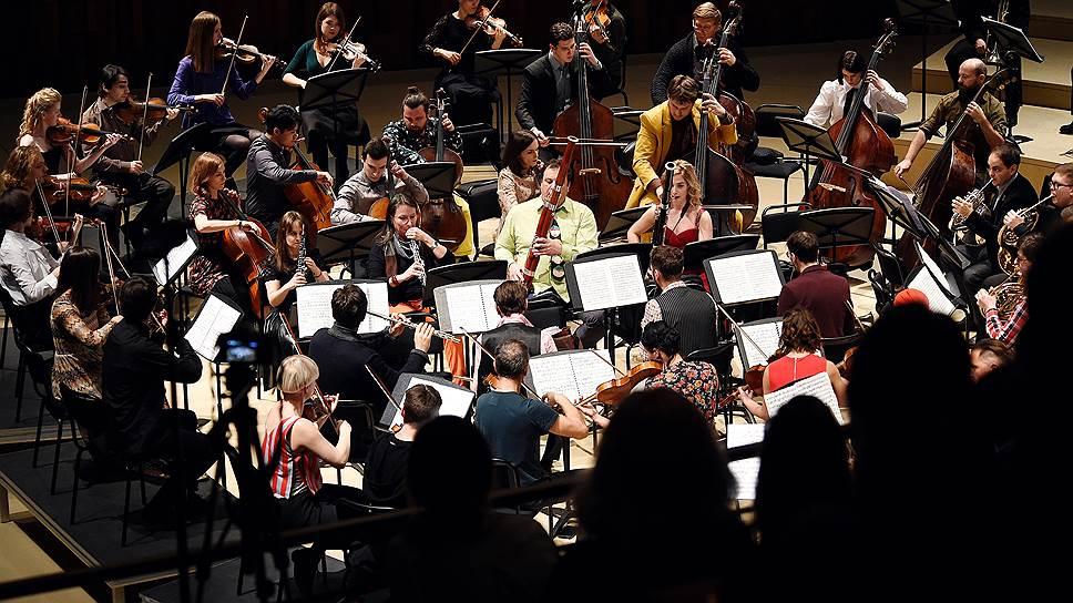 Концерт оркестра «Персимфанс» в «Зарядье»