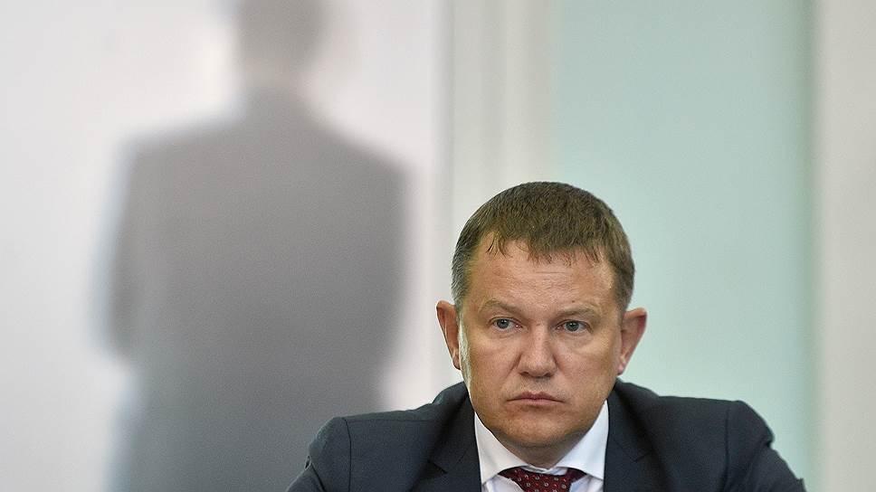 Финансовый директор «Газпрома» Андрей Круглов