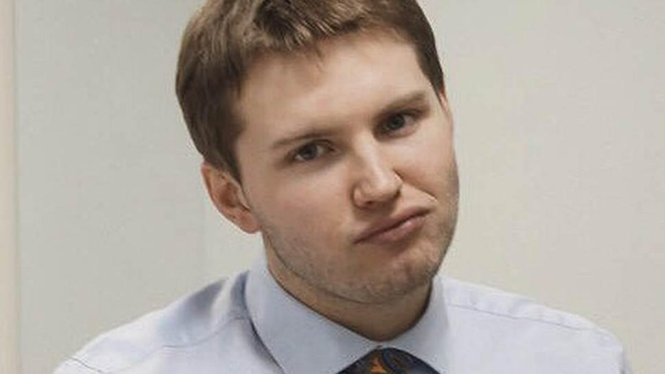 Медиаменеджер Александр Устинов