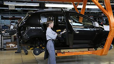 Автоваз зашел в СПИК // Российский автоконцерн подал заявку на льготный инвестрежим