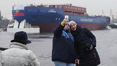 Получилось как всегда // Ледокол «Виктор Черномырдин» будет сдан не ранее 2019 года