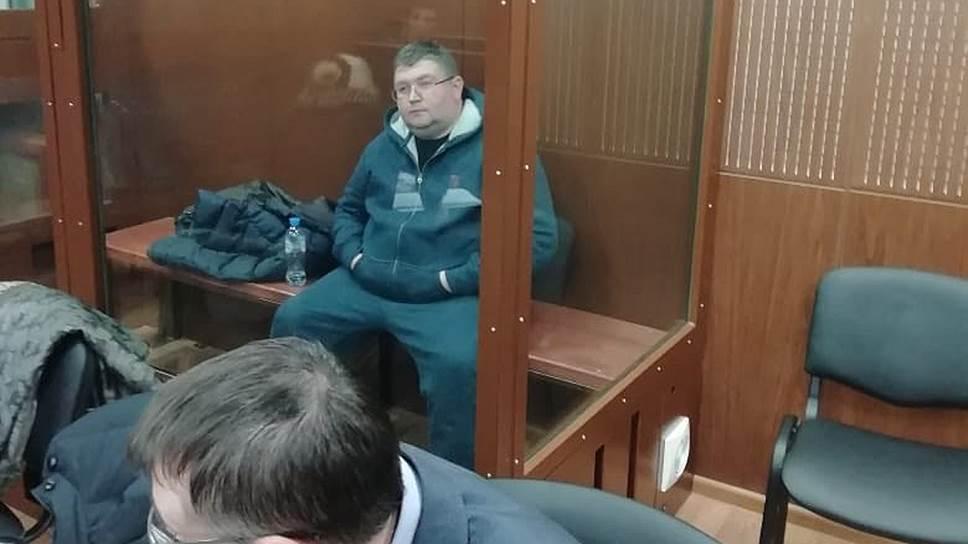 Замначальника подмосковной таможни Денис Руденко