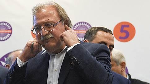 «России нужно, чтобы все думали, что она всем управляет и заправляет» // Григорий Вашадзе — о проигранных выборах президента Грузии и планах на будущее