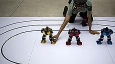 Боевых роботов готовят к присяге