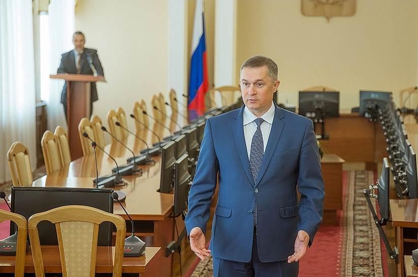 Мэр Смоленска Владимир Соваренко