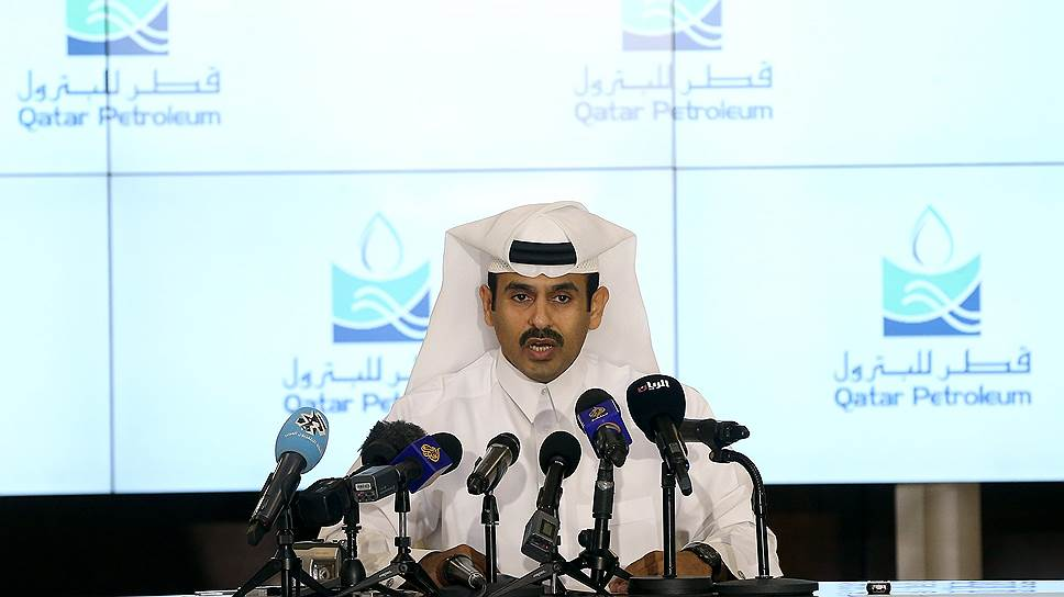 Министр энергетики Катара Саад аль-Кааби