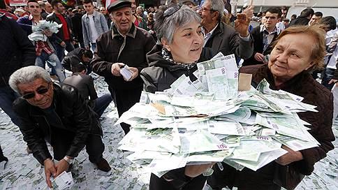 Евро мало места // ЕС подготовил план наращивания доли валюты в объеме операций