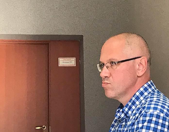 Бывший заместитель председателя правления АКБ «Экопромбанк» Вадим Манин