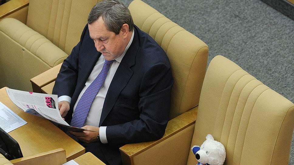 Депутат Госдумы от «Справедливой России» Вадим Белоусов