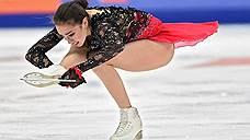 Алина Загитова против японских акселей