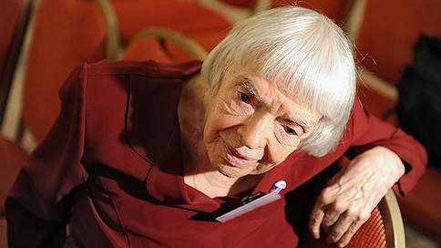«От нас зависит, как будут вести себя правители»  / На 92-м году жизни умерла правозащитница Людмила Алексеева