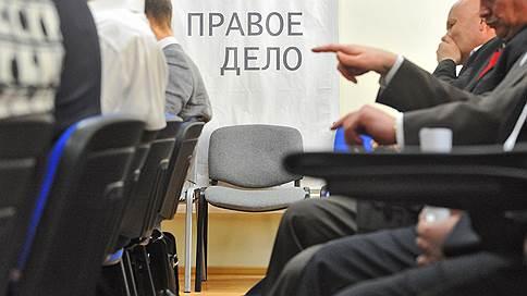Справа от центра // Кто стоял у истоков создания «Союза правых сил»