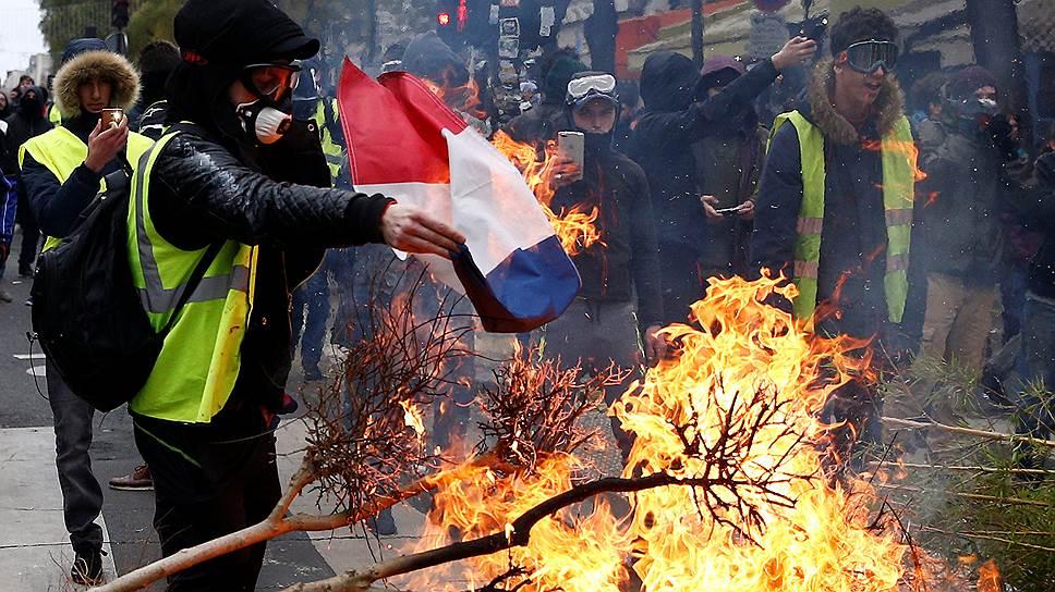 Как прошли последние протесты «Желтых жилетов»