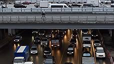 На Рублевском шоссе предлагают построить уже построенную эстакаду
