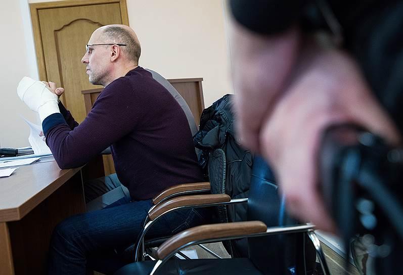 Экс-депутат Калининградской облдумы, журналист Игорь Рудников