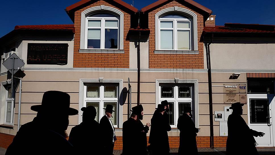 Призрак антисемитизма бродит по Европе