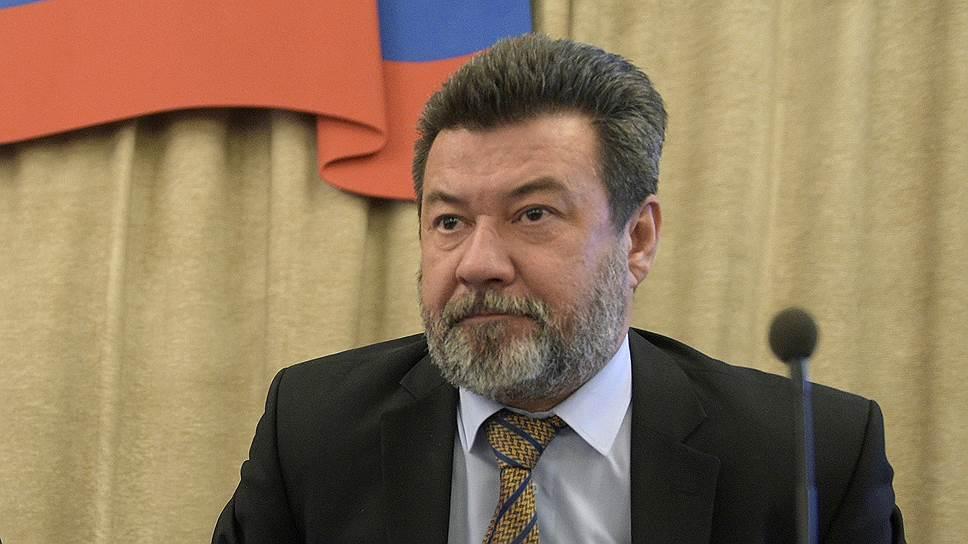 Генерал-майор полиции Тимур Валиулин