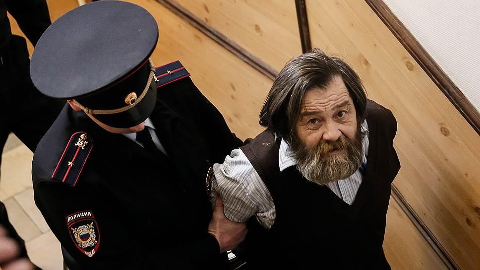 Оппозиционер, правозащитник Сергей Мохнаткин