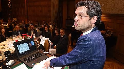 Итальянский консул в России показал гостям круги ада // Франческо Форте продолжит читать и комментировать «Божественную комедию» в ЦДЛ