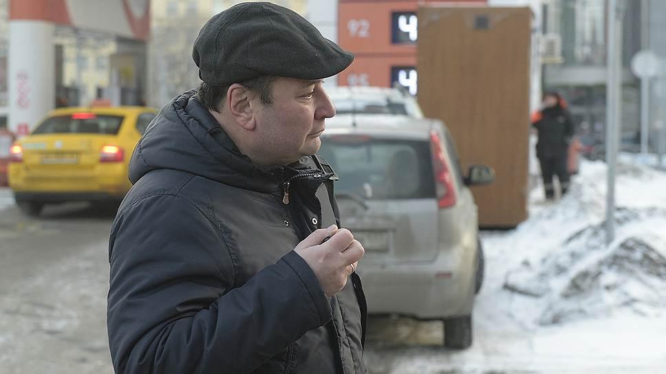 Бывший генеральный директор «Седьмой студии» Юрий Итин