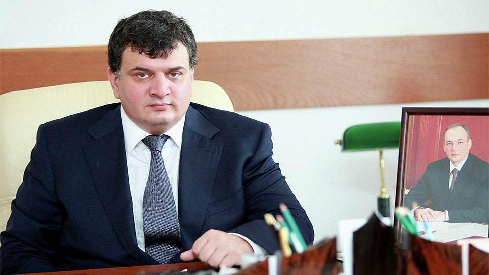 Бывший глава Кумторкалинского района Дагестана Руслан Тотурбиев