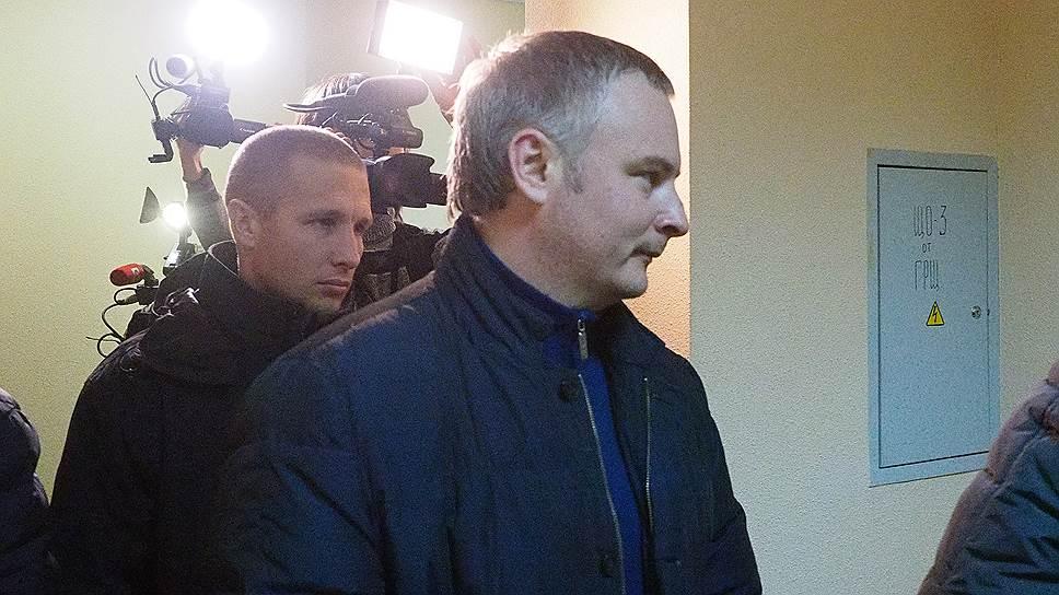 Как Юрий Тимченко признал вину