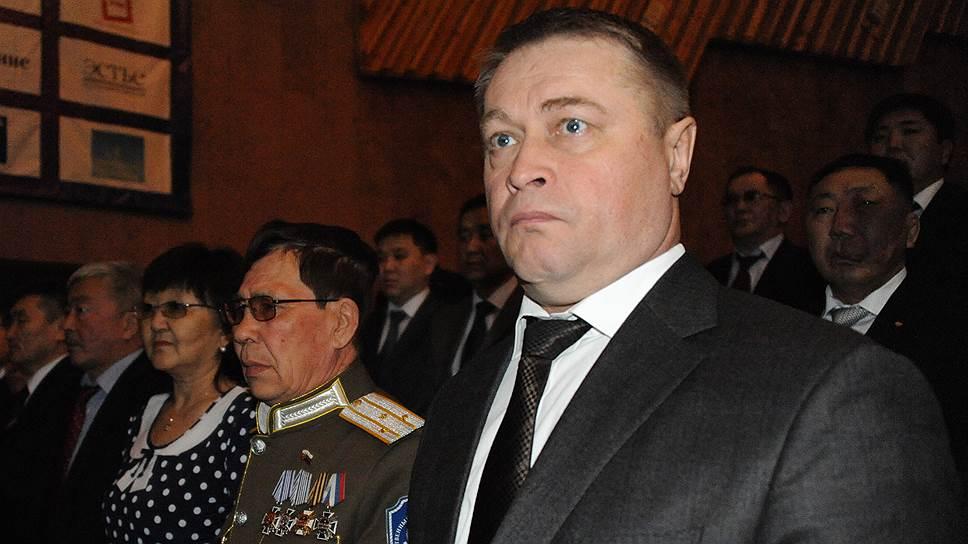 Бывший начальник Забайкальской железной дороги Валерий Фомин