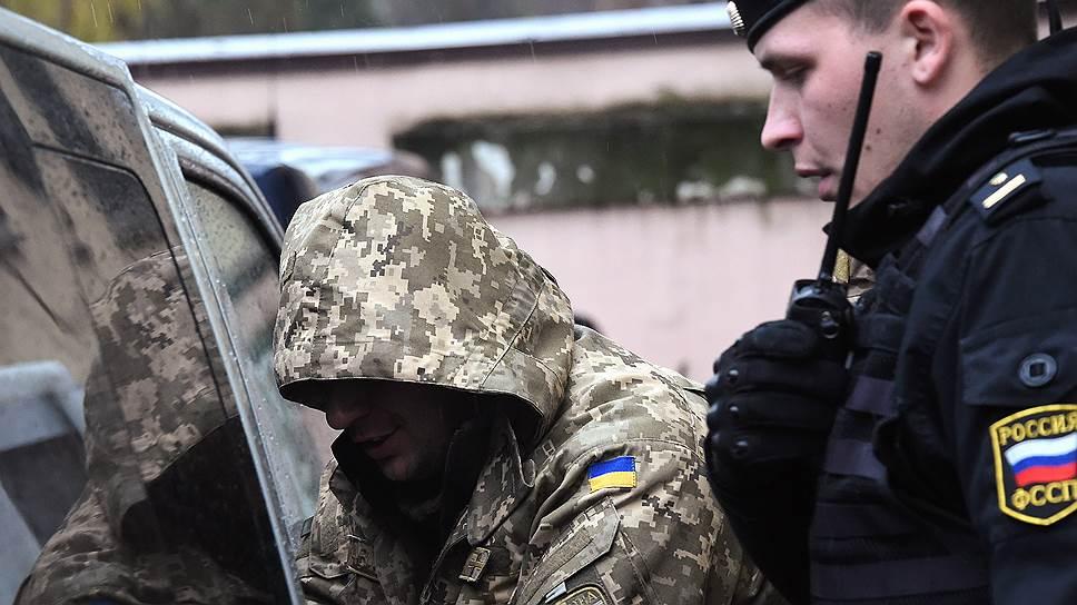 Почему в украинских моряках не признали военнопленных