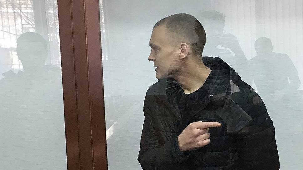 Бывший лейтенант спецслужб Алексей Коротков
