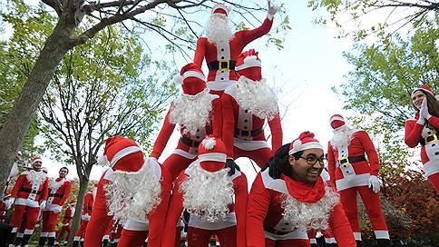 Когда перестают верить в Санта-Клауса и должен ли он быть гендерно нейтральным  / Любопытные праздничные опросы и исследования