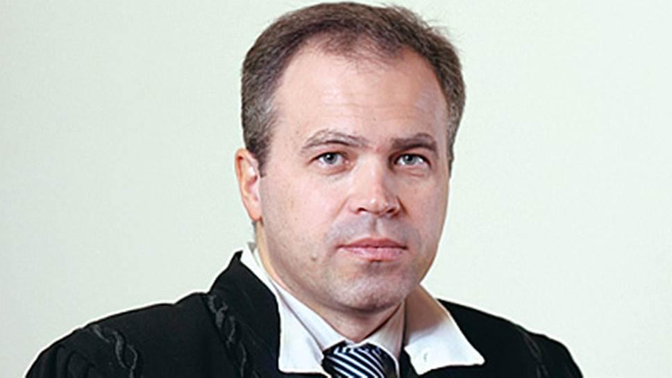 Бывший судья Арбитражного суда города Москвы Игорь Корогодов