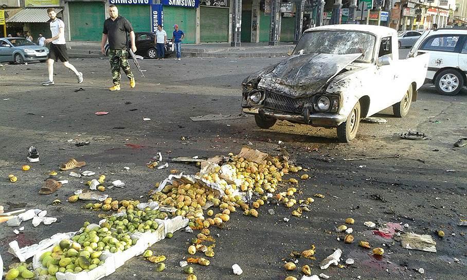 25 июля в Эс-Сувейде прошла серия терактов «Исламского государства», в результате которых погибли более 250 человек
