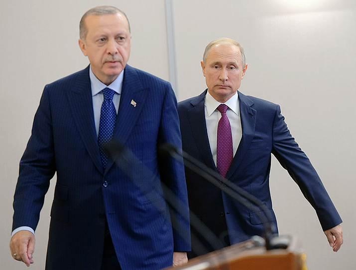 17 сентября в Сочи Россия и Турция договорились о создании демилитаризованной зоны в провинции Идлиб