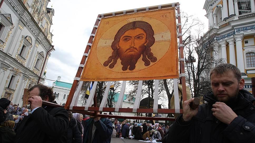 Почему Украинская православная церковь обратилась в Конституционный суд
