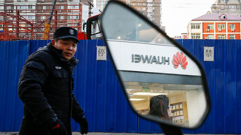 Как китайский бизнес решил поддержать Huawei