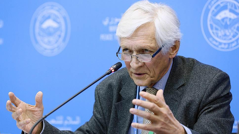 Дипломат Александр Аксененок о проблемах сирийского урегулирования