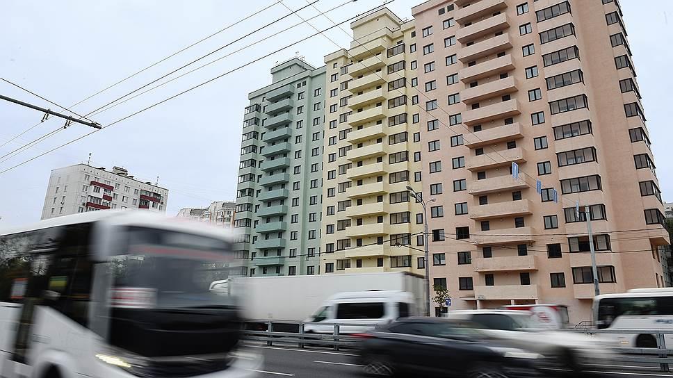 Почему не могут построить новые дороги в Москве и Подмосковье