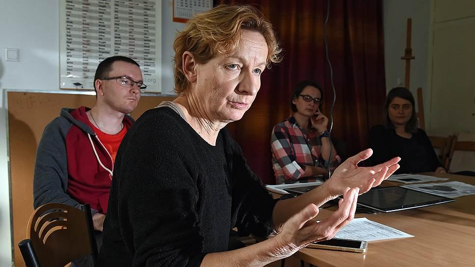 Катажина Богушевская считает, что людям с психическими нарушениями нужны не услуги, а партнерские отношения