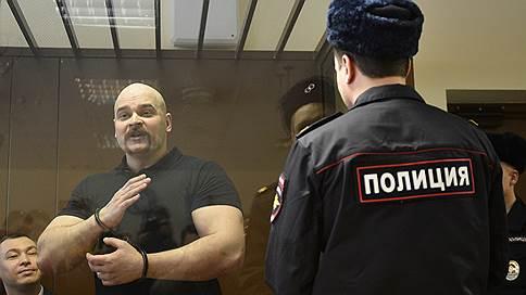 Националисту обновили приговор  / Максим Марцинкевич вновь получил десять лет колонии