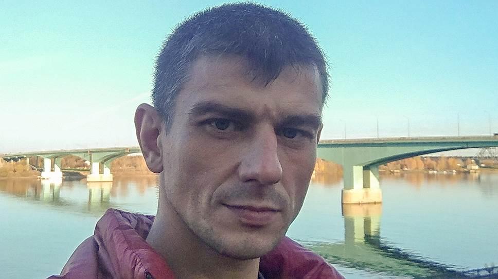 Подозреваемый в исчезновении Ирины Ахматовой Виталий Чикирев