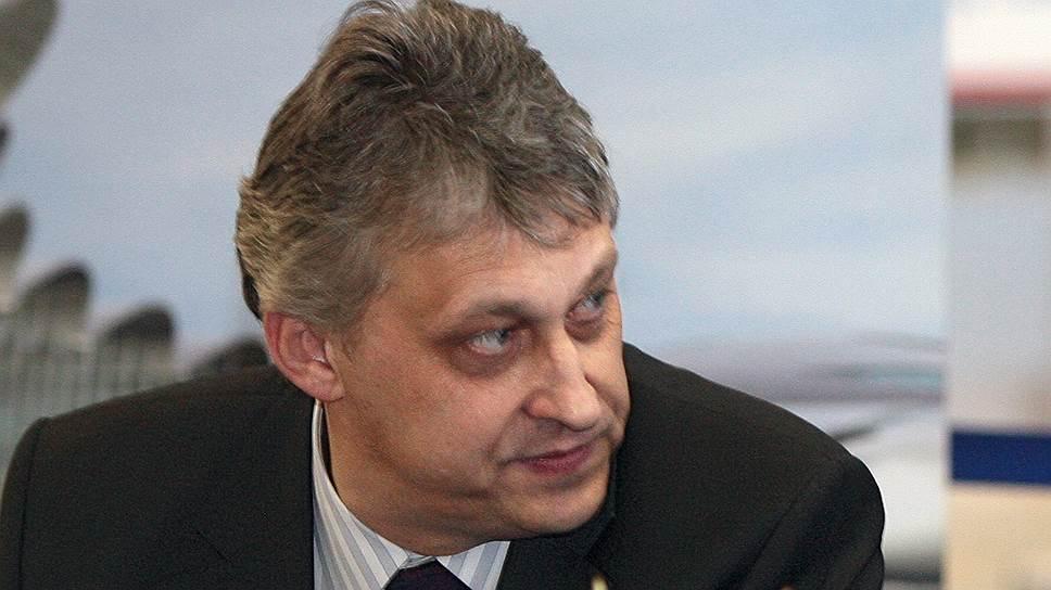 Гендиректор виакомпании iFly Airlines Евгений Филатов