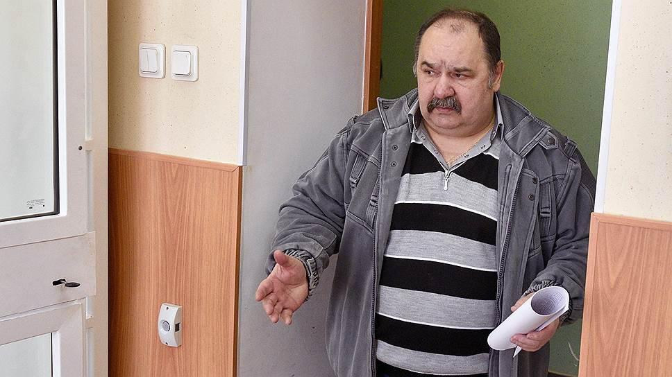 Бывший сотрудник военной академии им. Хрулева Владимир Полещук