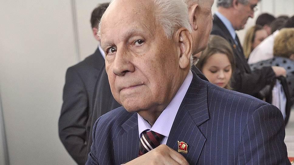 Последний председатель Верховного совета СССР, депутат Госдумы первых трех созывов Анатолий Лукьянов
