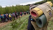 Паломников не спутают с туристами