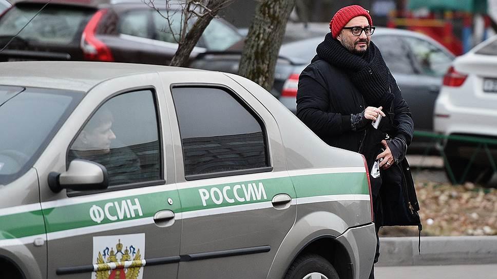 Режиссер, худрук «Гоголь-центра» Кирилл Серебренников